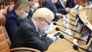 Иркутские депутаты рассмотрели кадры