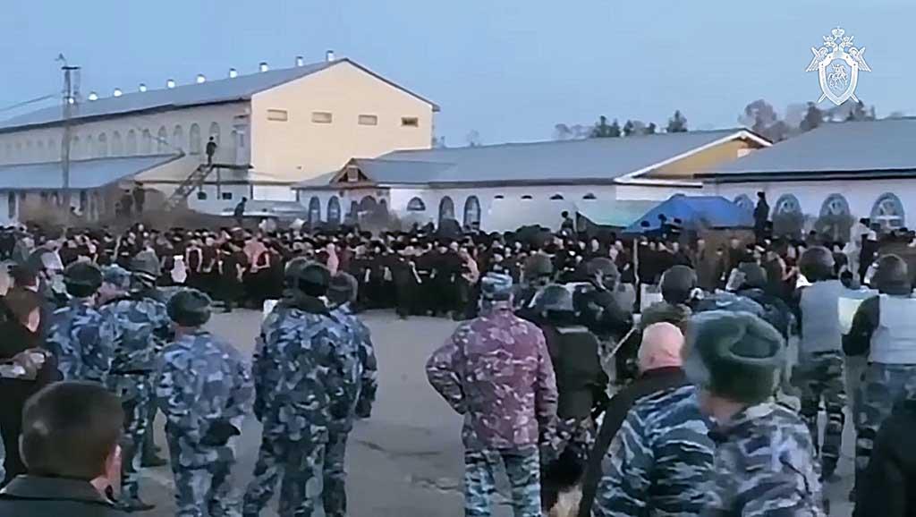 В ангарском бунте увидели чеченский след