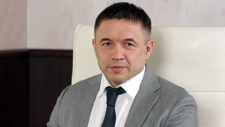 Председатель Байкальского банка ПАО Сбербанка Александр Абрамкин