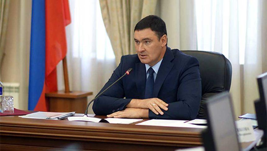 Вице-мэр Иркутска Руслан Болотов