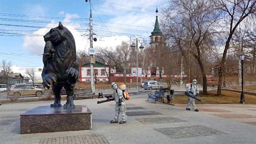 Дезинфекция в Иркутске