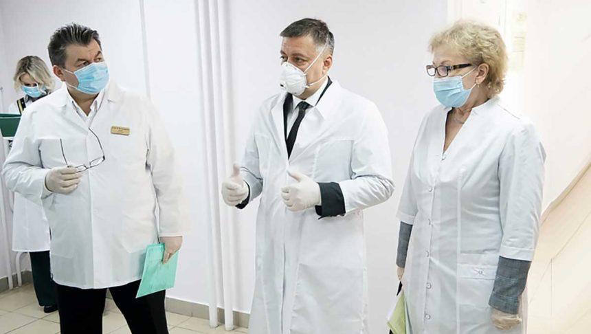 Игорь Кобзев и Наталия Ледяева