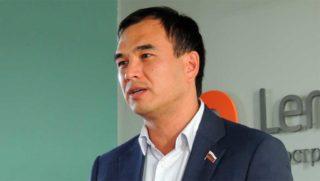 Сергей Тен, депутат Государственной думы РФ