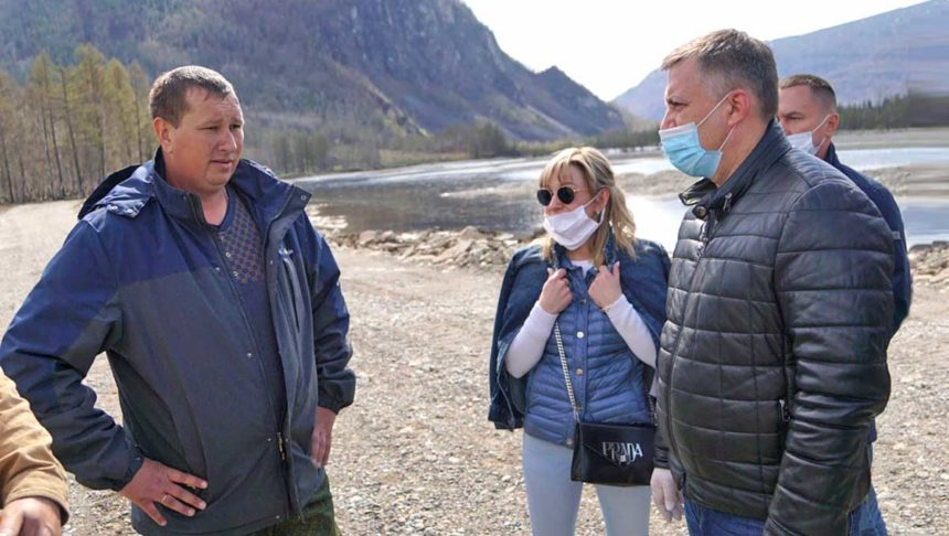 Глава Приангарья Игорь Кобзев побывал с рабочим визитом в Тулунском и Нижнеудинском районах