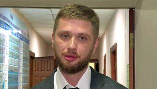 Председатель думы Иркутска Евгений Стекачев