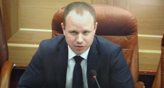 Руководитель фракции КПРФ в ЗС Иркутской области Андрей Левченко