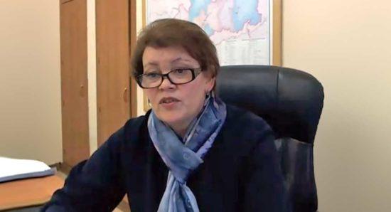 Заместитель председателя правительства Приангарья Валентина Вобликова