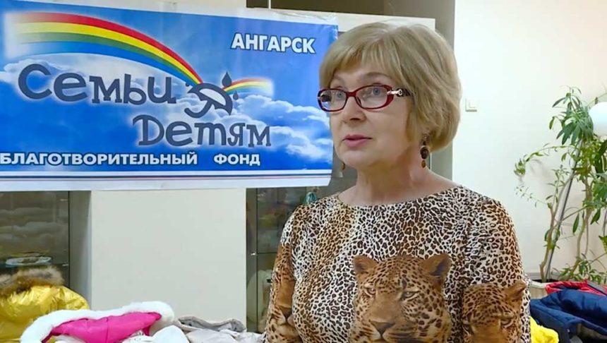 директор ОБФ «Семьи — детям» Анна Садовская