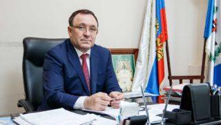 Мэр Иркутского района Леонид Фролов