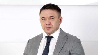 Председатель Байкальского банка Сбербанка АлександрАбрамкин