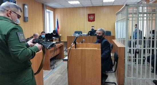 Свидетель отрицает дедовщину в военной части Шамсутдинова