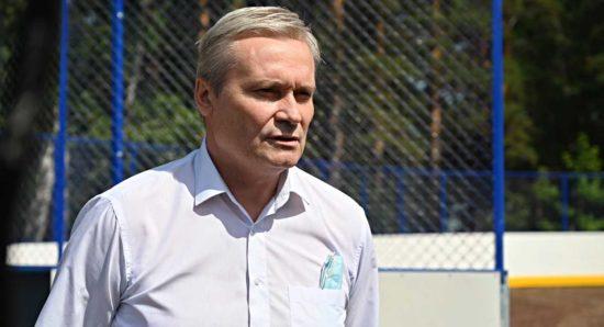Замминистра спорта Иркутской области Павел Богатырев