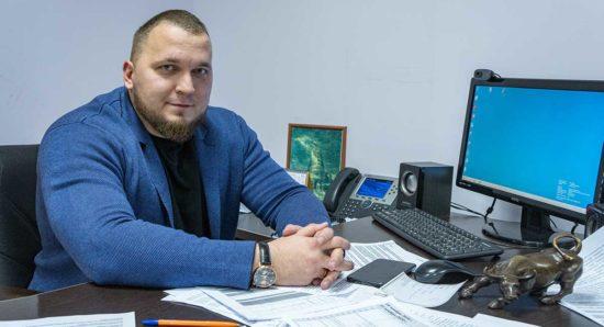 Председатель КГО Иркутска Владимир Преловский