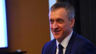 Управляющий банком «Открытие» в Иркутской области Владимир Чернышев