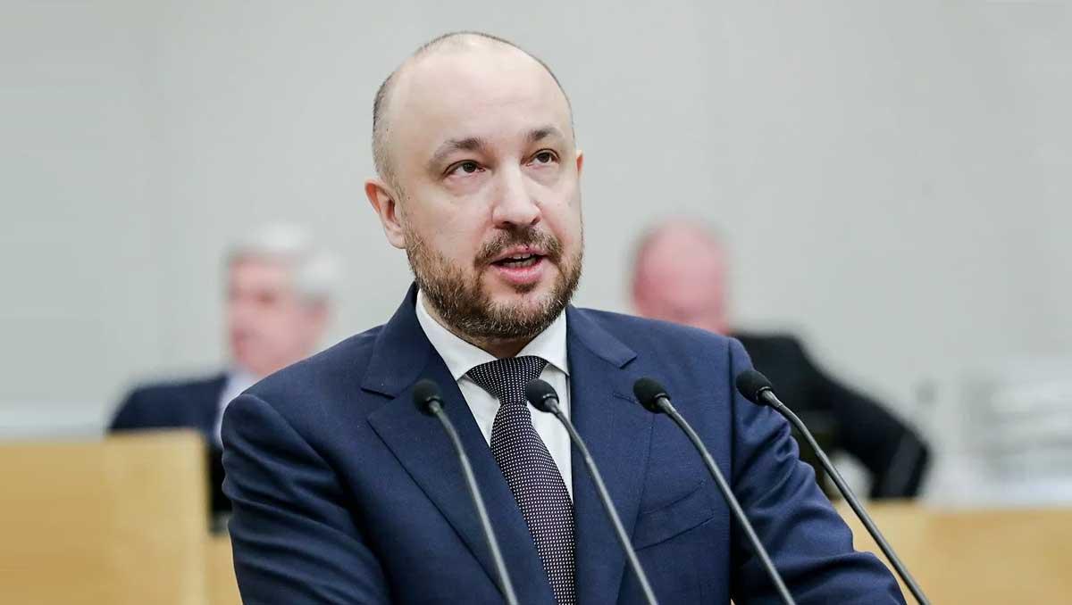 Депутат Госдумы РФ Михаил Щапов